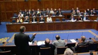 Assembly debate