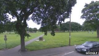 Leith Links (Google maps)