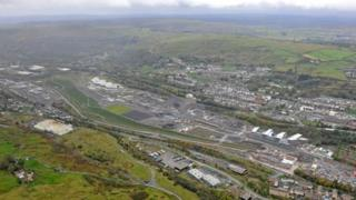 The Works, Ebbw Vale