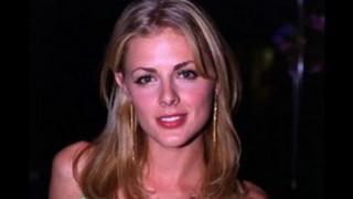 TV presenter Donna Air