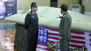 Drone in Iran