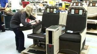Shopfloor at Contour Aerospace