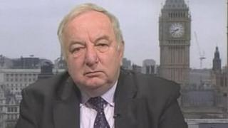 Lord Foulkes