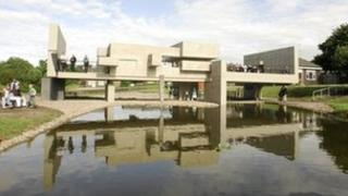 Apollo Pavilion. Photo: Durham County Council