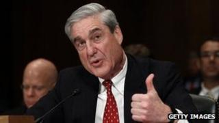 FBI Director Robert Mueller testifies at Senate Judiciary Committee 14 December 2011