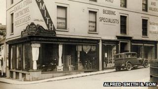 Alfred Smith & Son in Penzance