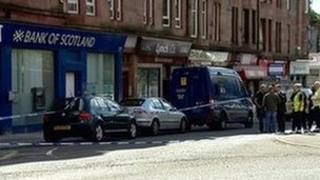 Bank of Scotland, Carmunnock Road, Glasgow