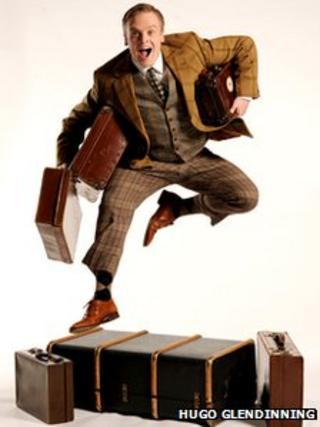 Owain Arthur as Francis Henshall
