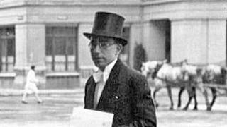 Abdol-Hossein Sardari, Bern, 1931