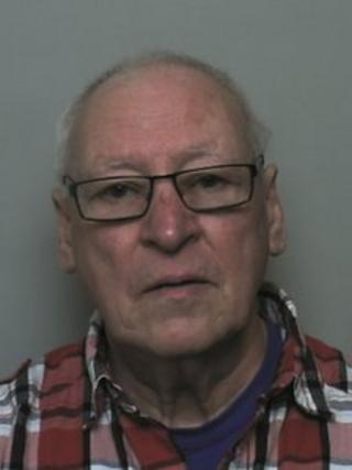 Peter Maxwell. Photo: Cumbria Police