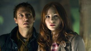 Rory and Amy Pond