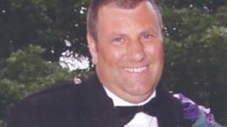 Ian Gordon McQueen was pronounced dead at the scene.