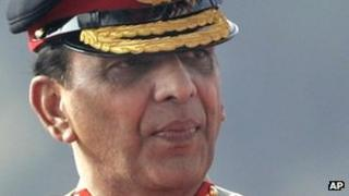 Gen Ashfaq Pervez Kayani