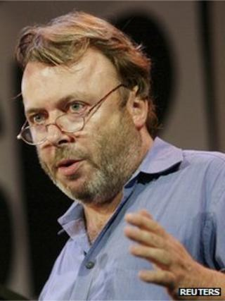 Christopher Hitchens (14 Sept 2005)