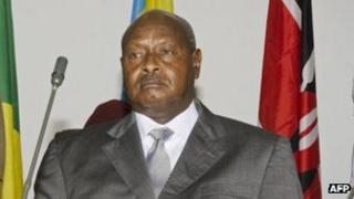 Yoweri Museveni (15 Dec 2011)