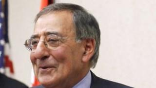 US Defence Secretary Leon Panetta, file pic