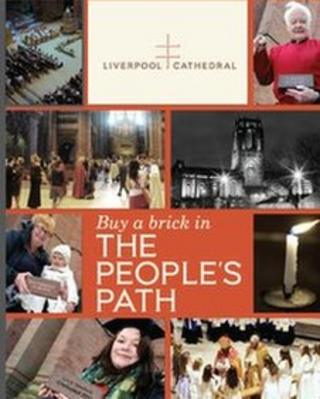 Liverpool Cathedral brochure