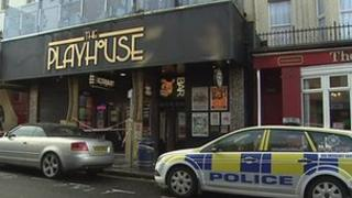 The man died at this entertainment complex in Portrush