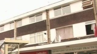Ipswich explosion
