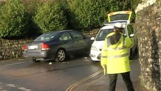 Police are investigating the incident which happened on Watts Road