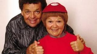 Ian and Jeanette Tough - The Krankies