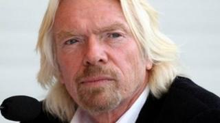 Syr Richard Branson