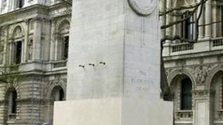 Y gofadail yn Whitehall