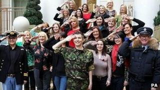 The Military Wives with Gareth Malone