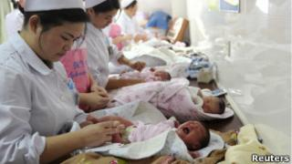 In China, wealthy couples who wish to have babies may turn to illegal surrogate 'services'