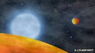 Planets impression (S.Charpinet)