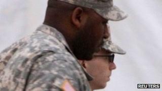 Pte Bradley Manning 20 December 2011