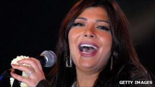 pop star Asala Nasri