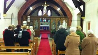 Eglwys Yr Holl Saint, Maerdy