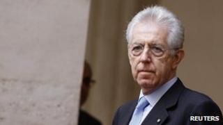 Mario Monti (15 December 2011)