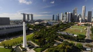 Singapore, a bustling financial hub in Asia, is consistently ranked among the top least corrupt countries in the world.