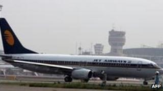 Jet Airways - file photo