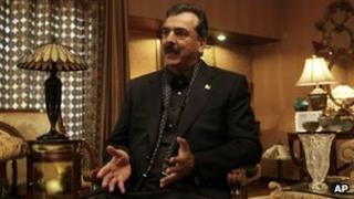 Yousuf Raza Gilani (5 December 2011)