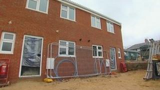Housing site