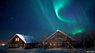 Aurora borealis (Andy Keen)