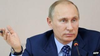 Vladimir Putin (23 December)