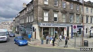 The corner of Picardy Place and Broughton Street Pic: Google