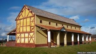Wroxeter's Roman Town House