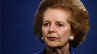 Margaret Thatcher - Prif Weinidog y Du (1979-1990)