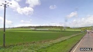 Burnshot in Kirkliston Pic: Google
