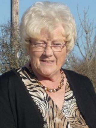 Alice Morgan MBE
