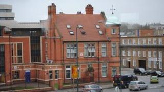 Framework's London Road hostel in Nottingham