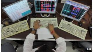 Stock trader in Mumbai