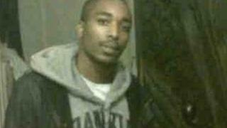 Aarron McKoy, who was shot dead in Clerkenwell
