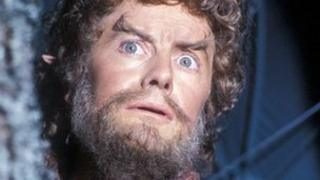 Jeffrey Perry as Mr Tumnus in the BBC version of The Lion, The Witch and The Wardrobe