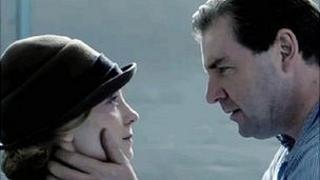 Brendan Coyle as Bates and Joanne Froggatt as Anna